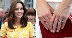 7 Royal Beauty Rules Kate Middleton Never, Ever Breaks Here are seven royal beauty rules about hair and makeup that Kate Middleton, the Duchess of Cambridge, never, ever breaks. Bright Lipstick, Pink Lips, Marie Claire, Kate Middleton Makeup, Essie Ballet Slippers, Light Eye Makeup, London Nails, Royal Beauty, Opi Nail Polish