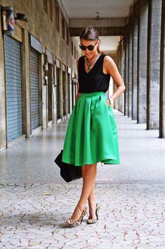[RO] Va place si voua aceasta fusta,corect :)? Eu o adoooor!!!