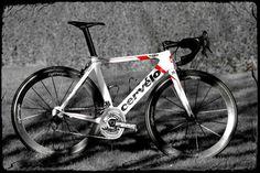 Cervelo S2 with LW Gen3 - Fair Wheel Bikes