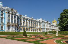 Catherine Palace in Tsarskoe Selo - Tsarskoye Selo - Wikipedia, the free encyclopedia