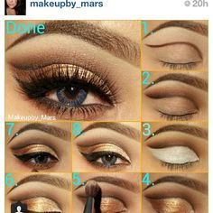 ✨✨What a fantastic tutorial by  @makeupby_mars @makeupby_mars @makeupby_mars @makeupby_mars! She achieved this full face with her Makeup Addiction Complete set brushes which she loves!!✨✨✨✨  Make sure you follow her page to see all of her amazing makeup looks and pics of makeup!  ✨ ✨✨✨ Have you ordered yours yet??! If not, what are you  waiting for?!✨ ✨✨✨Get your complete eye