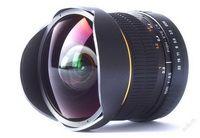 Objektiv 6,5mm/F3,5 pro Nikon ''Fish-Eye''