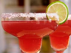 Game Night Margaritas Recipe : Patrick and Gina Neely : Food Network - FoodNetwork.com