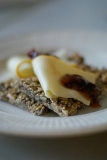 lavkarbo knekkebrød Lchf, Superfood, Great Recipes, Oatmeal, Paleo, Low Carb, Gluten Free, Pudding, Breakfast