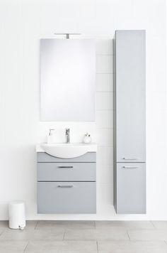 Ido Renova Plus kommodpaket lådor 600 vit Vanity, Bathroom, House, Dressing Tables, Washroom, Powder Room, Home, Vanity Set, Full Bath
