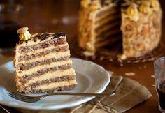 Ez a 13 tortát keresitek most legtöbben Hungarian Cuisine, Hungarian Recipes, My Recipes, Cake Recipes, Cooking Recipes, Cake Cookies, Cupcake Cakes, Cupcakes, Hungarian Cake