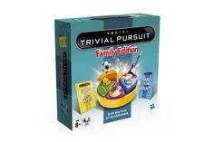 Trivial Pursuit Family Edition Board Game - Buy your Trivial Pursuit Family Edition Board Game from Kogan