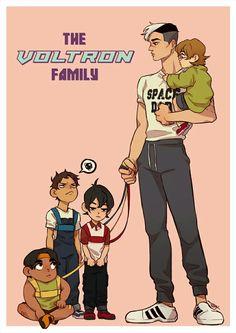 Space dad & the kids   Keith looks like he's peed himself