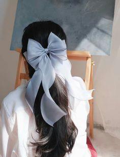 Korean Girl Photo, Korean Girl Fashion, Weave Hairstyles, Pretty Hairstyles, Pretty Hair Weave, Images Esthétiques, After Life, Diy Hair Accessories, Aesthetic Hair