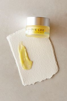 The Indie Lee Calendula Eye Balm spotted at Anthropologie!