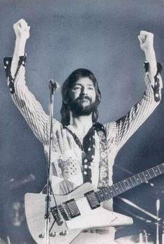Rock And Roll History, Eric Clapton, Concert, Music, Musica, Musik, Concerts, Muziek, Music Activities