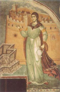 Tempera, Fresco, Icon Clothing, Byzantine Art, Orthodox Icons, Mural Painting, Sacred Art, Christian Art, Illuminated Manuscript