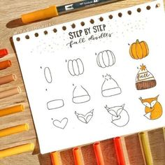 Step by step fall doodles | 19 Halloween + Fall Bullet Journal Doodles step by step for beginners | Easy bullet journal doodles for beginners | Fall Bullet Journal Doodles #halloweendoodles #falldoodles #fallbulletjournaldoodles #stepbystepdoodles #howtodraw
