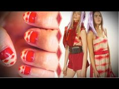 The coolest nail art inspiration of the season: a manicure right of Marc by Marc Jacobs' Resort 2013 runway #nails #manicure