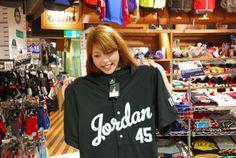 【大阪店】2014.06.03 ジョーダンをお買い上げいただきました!ご自分用とのことで絶対に似合うと思います!!お客様のための一着だと思います!またジョーダンちょこちょこ見に来てくださいね^^ #jordan