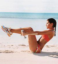 The 20-Minute Pilates Workout: 4 Weeks to a Bikini Body.