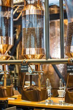 Starbucks Reserve Roastery and Tasting Room in Seattle   urdesign magazine