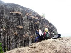 Side Rock --Nglanggeran