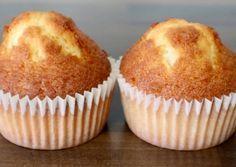 Homemade Cake Recipes, Easy Baking Recipes, Mexican Food Recipes, Sweet Recipes, Dessert Recipes, Mantecadas Recipe, Mini Cakes, Cupcake Cakes, Cupcakes
