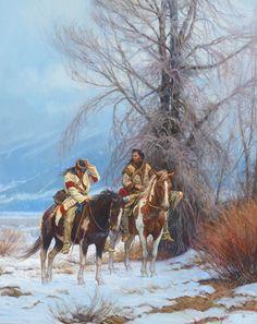 Comanche Moon, Woodland Indians, Dream Catcher Art, Native American Artwork, American Paint, Coeur D'alene, Mountain Man, Western Art, First Nations