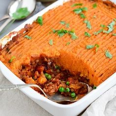 THE ALL TIME FAMILY FAVOURITE VEGAN SHEPHERD'S PIE (GLUTEN & DAIRY FREE) Vegan Christmas, Christmas Recipes, Veggie Recipes, Vegetarian Recipes, Vegan Shepherds Pie, Dairy Free, Gluten Free, Baking And Pastry, Mashed Sweet Potatoes