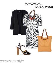 Mama work wear