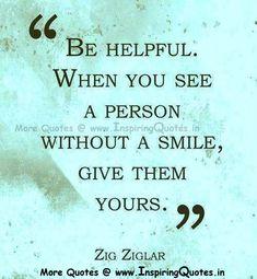 Beautiful Inspirational Pictures for Facebook | Hilary Hinton Zig Ziglar Quotes, Famous Zig Ziglar Thoughts, Best ...