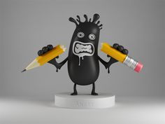Sin toys – Personnages Design