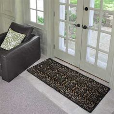 "Extra Large Entry Mat (57""X25""): $115.00  #PintoWin @GG Bailey #PinittoWinit"