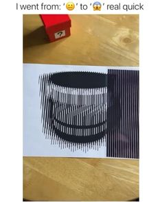 Cool Illusions, Optical Illusions, Weird Facts, Fun Facts, Stupid Memes, Funny Memes, Wow Video, Simple Canvas Paintings, Amazing Art