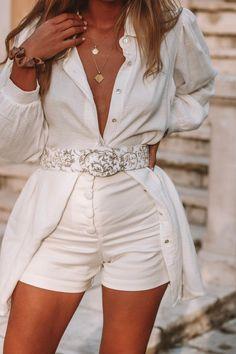 Plus Size Women Loose Chiffon Shirt V-neck Stitching Casual Top Blouses Estilo Fashion, Look Fashion, Womens Fashion, Summer Fashion Outfits, Chiffon Shirt, Casual Tops, Plus Size Women, African Fashion, Clothes For Women