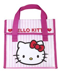 Another great find on  zulily! Hello Kitty Lunch Tote by Zak Designs   zulilyfinds c02282712d