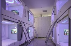 Police, airport nap bed sleep pod for resorts, Hotel, School, youth hostel use