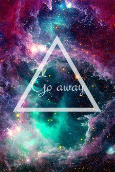 三角 原宿 星空