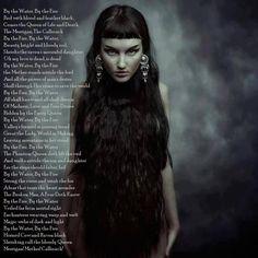 Morrigan Poem