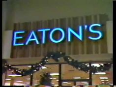 Original vintage 1979 Polo Park Shopping Centre mall (in Winnipeg, Manitoba Canada) Christmas time commercial. Canada Christmas, Christmas Time, O Canada, Shopping Center, Department Store, Centre, The Past, Commercial, Sweet Home