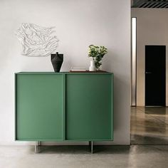 Designed by Piero Lissoni for Cappellini, the new Lochness Cabinet is available…