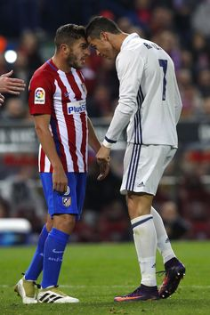 #LESPORTS - CRISTIANO RONALDO VS KOKE  #Futbol #Soccer #Koke CristianoRonaldo #HalaMadrid #Derbi #AtleticodeMadrid #swag #sports