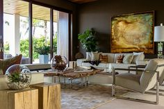 Coastal Miami by SLC Interiors