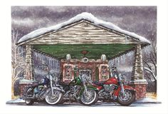 31 Days of Christmas at The Garage. 20 days to go!