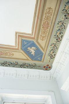 Plafonds peints et moulures - PLANETE DECO a homes world