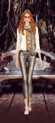 Covet Fashion Game-Challenge-Medusa