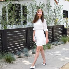Summer Whites | Outfit of the Day in Style
