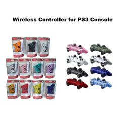 Build In Vibration Bluetooth Wireless Controller For Silver Ps3, Console, Bluetooth, Silver, Ideas, Thoughts, Roman Consul, Consoles, Money