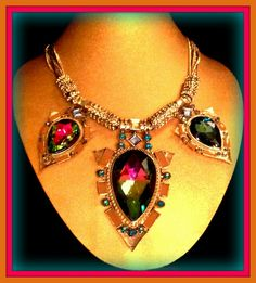 Carnivàle Gold Necklace   Shop 2 Chic