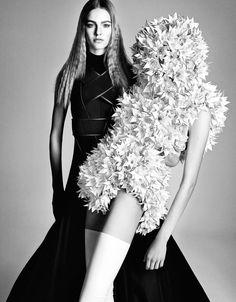 Digital Generation by Iango Henzi + Luigi Murenu for Vogue Japan April 2015 2