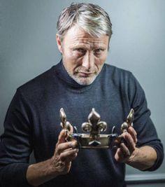 """""""It's not my job to be a role model. I am an actor."""" - Mads Mikkelsen"""