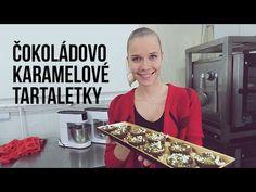 ČOKOLÁDOVO KARAMELOVÉ TARTALETKY | SLADKÁ ŠKOLA 14 - YouTube