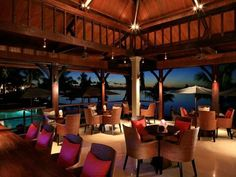 The Bar at Lux Le Morne