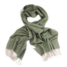 Big scarf Green | shop at www.thegoods.nl